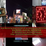 0813.5495.4655(Tsel)Jual running text Kuta Bali