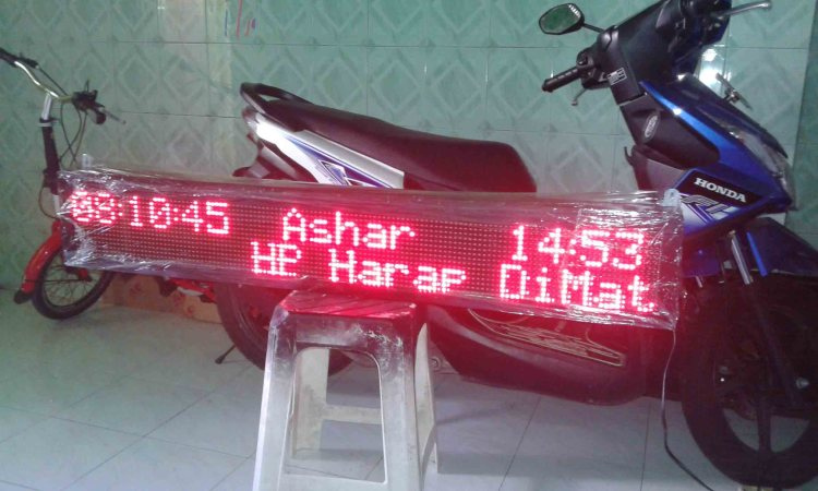 Jual led running text Surabaya, Jual modul running text Surabaya, Jual running text Surabaya, Jual running text di Surabaya, Jual running text led Surabaya, Jual running text murah Surabaya, jual running text outdoor di Surabaya, pusat led running text di Surabaya,