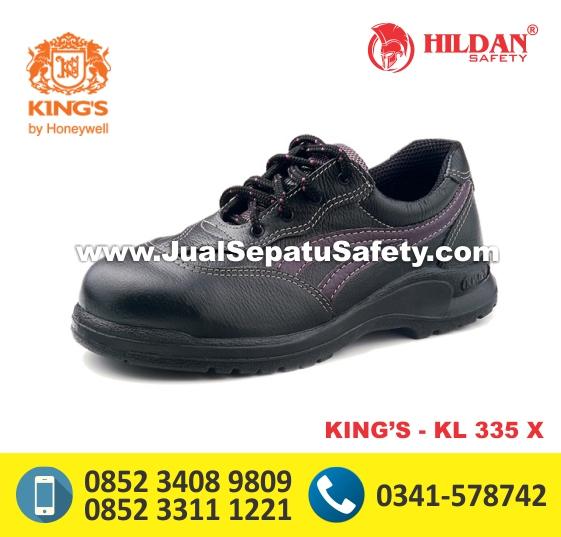 KING'S KL 335 X,Jual Sepatu Safety Wanita Bertali