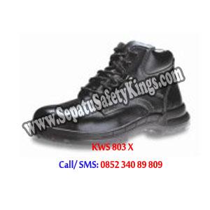 KWS 803 X Jual Sepatu KINGS Safety Shoes