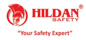 Logo HILDAN SAFETY 2017 - Lebar