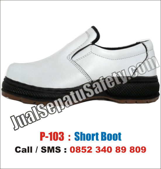 P-103 Sepatu Safety Shoes Wanita Kitchen Murah, HP: 0852 340 89 809.
