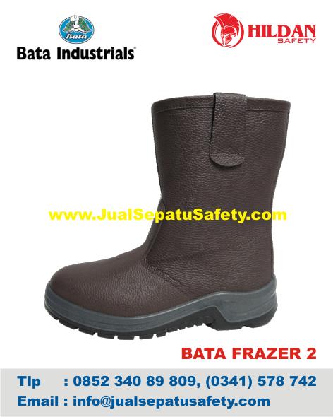 Harga Sepatu Safety Boot BATA-FRAZER 2
