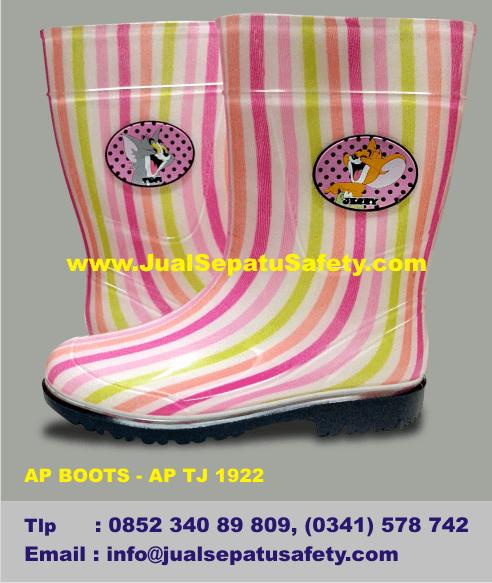 Sepatu AP BOOTS Remaja dan Dewasa - AP TJ 1922 Warna Pelangi Cerah