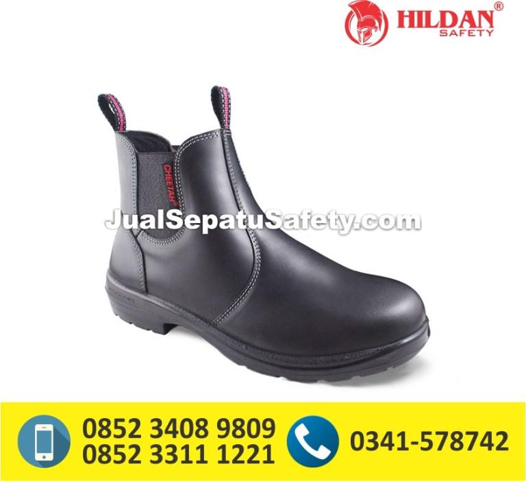 Sepatu Safety Shoes CHEETAH 4008 Wanita