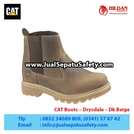 CAT Boots – Drysdale – Dk Beige