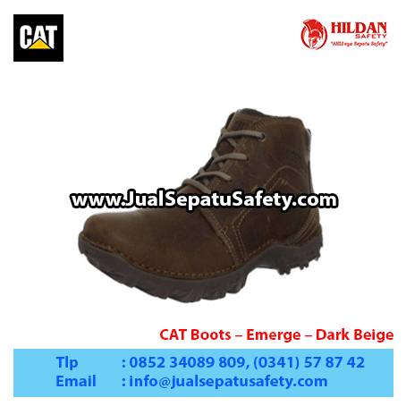 CAT Boots – Emerge – Dark Beige