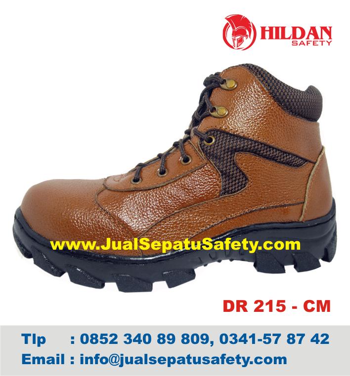 DR 215 CM - Sepatu GUNUNG MURAH Harga PABRIK Warna Coklat Muda, HP.0852 340 89 809
