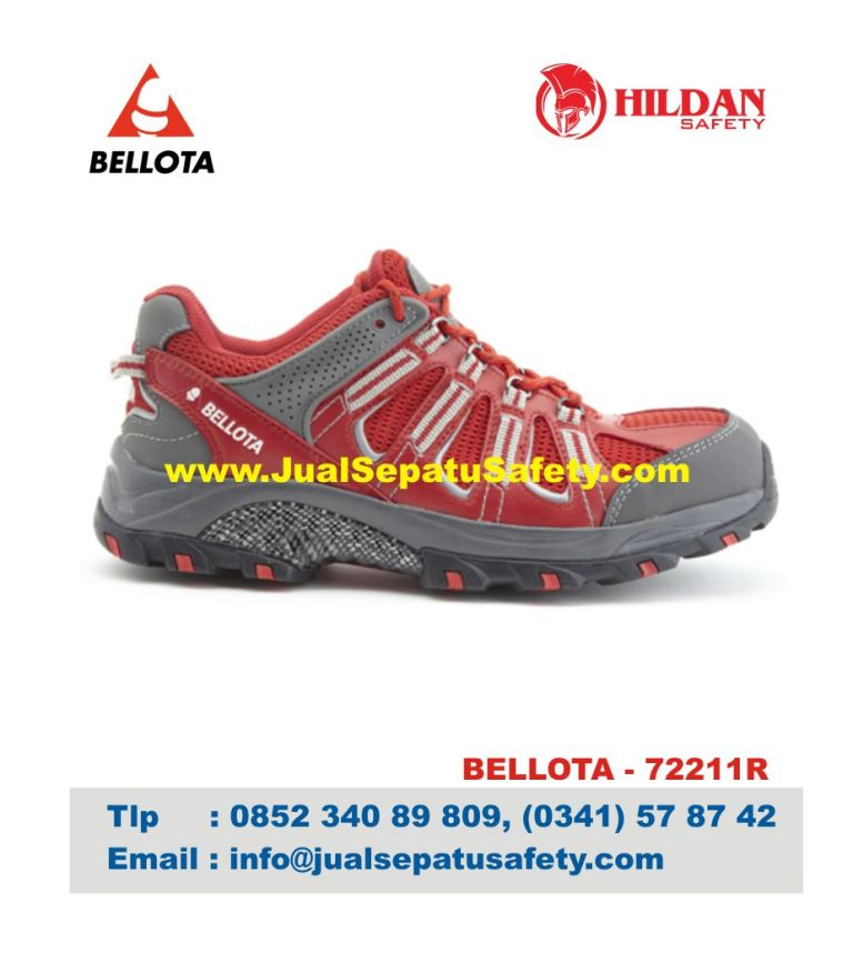 Sepatu Bellota 72211R Safety Shoes