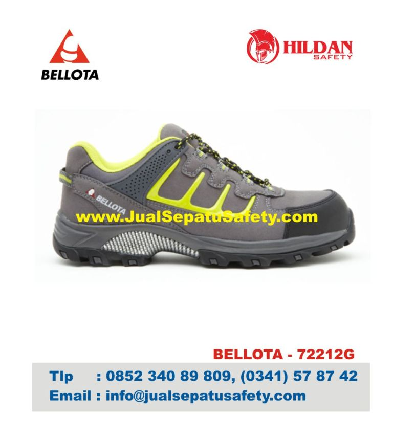 Sepatu Bellota 72212G Safety Shoes