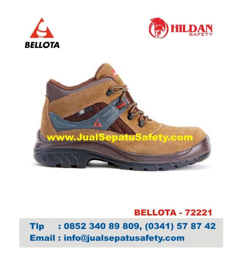 Sepatu Bellota 72221 Safety Shoes