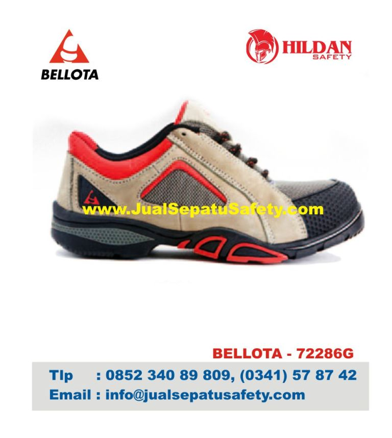 Sepatu Bellota 72286G Safety Shoes