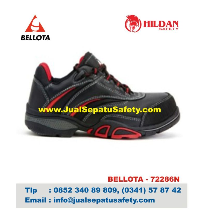 Sepatu Bellota 72286N Safety Shoes