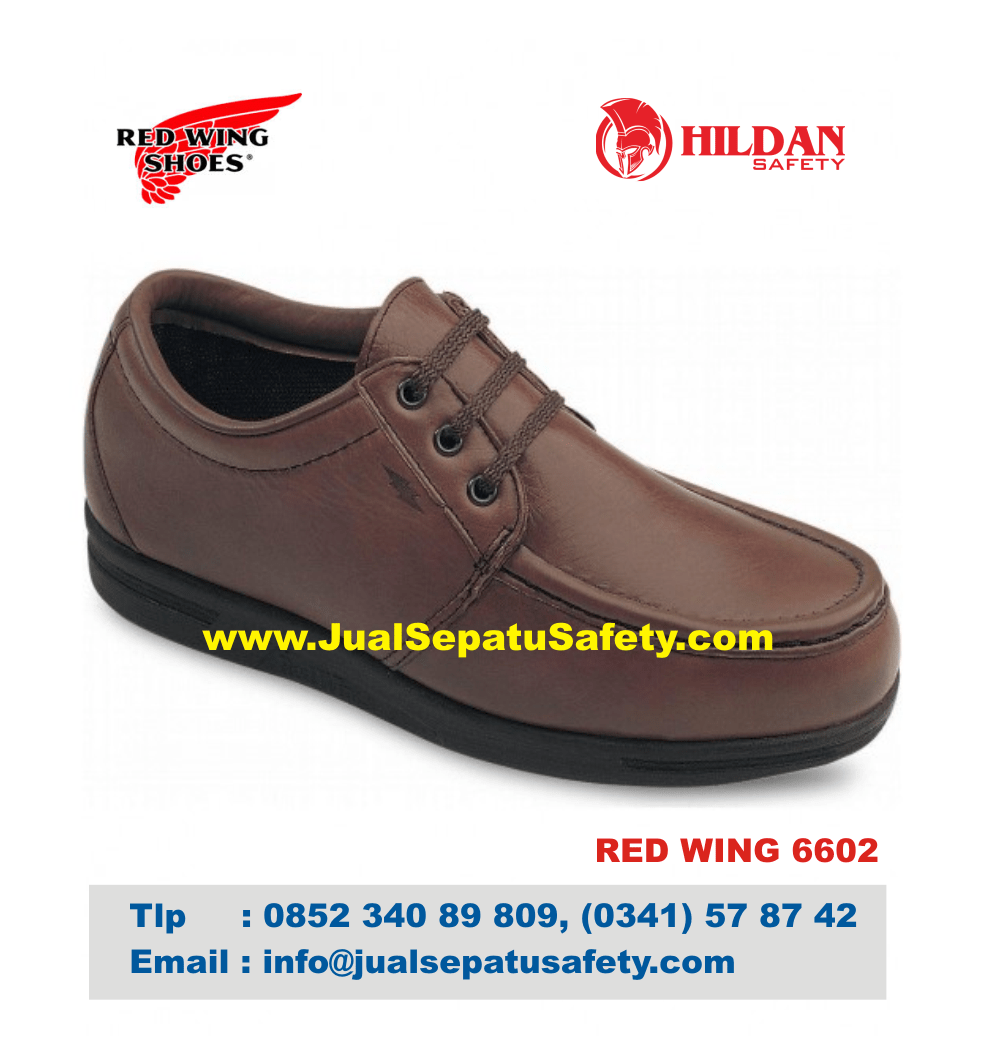 Red Wings Safety Shoes Indonesia
