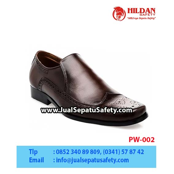 Sepatu Kerja Pantofel PW-02