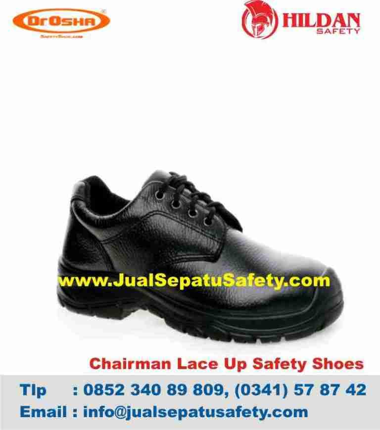 sepatu-safety-chairman-lace-up