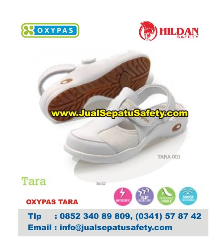 OXYPAS TARA, Sepatu Untuk Penderita Penyakit BUNION Sendi Kaki