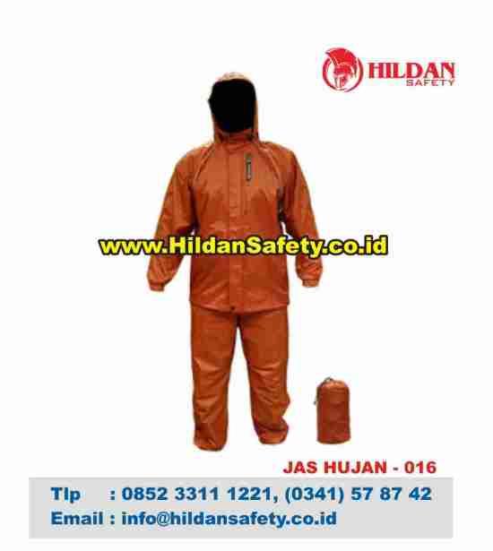 RC.016, Jas Hujan Proyek Orange