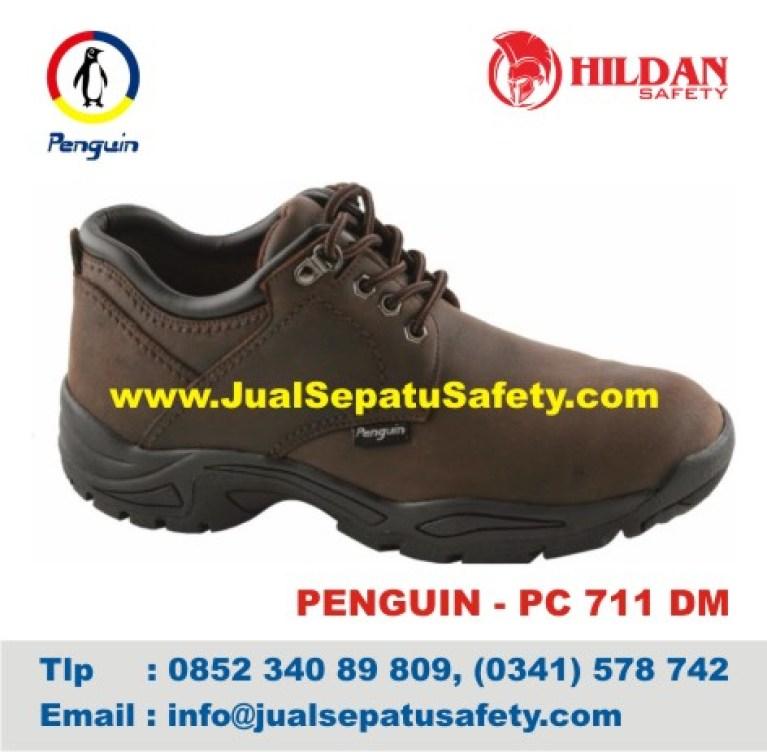 Sepatu Safety Shoes PENGUIN, PC 711 DM