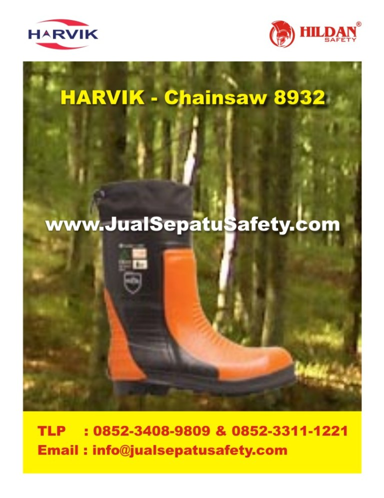 Harvik Chainsaw 8932