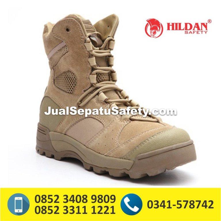 Hanagal Warrior Boots 8″ ORI – Desert, sepatu boot army gurun,harga sepatu globe army,grosir sepatu army
