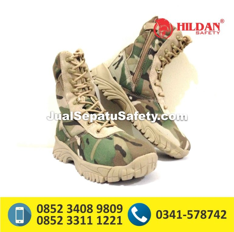 Magnum Tactical Boots 8.1 – Light Multicam, harga sepatu army delta,jual sepatu army murah,sepatu pdl army