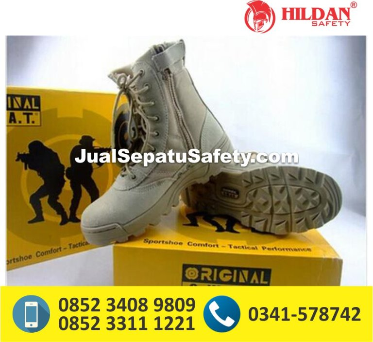 SWAT Tactical Boots 8″ – Desert, sepatu army online,sepatu swiss army,sepatu tomkins army