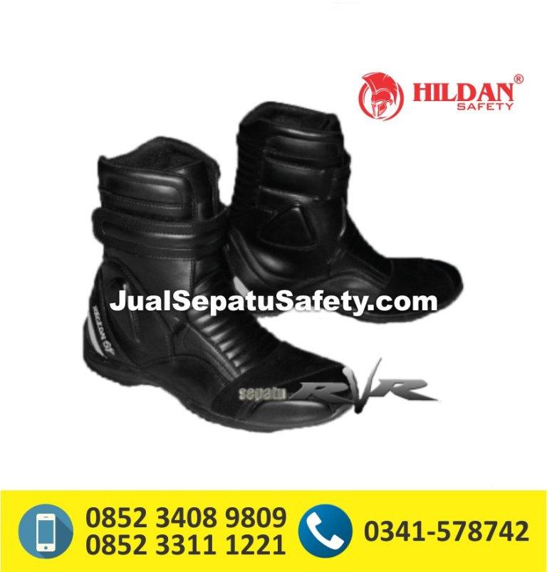 Sepatu RVR Reckon SP - Black