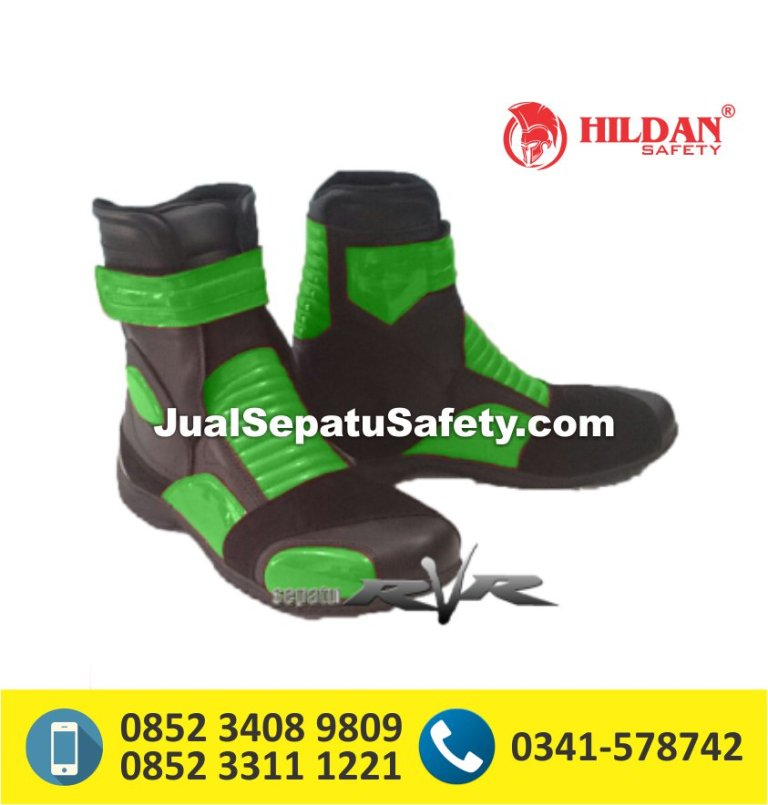Sepatu RVR Reckon v2 - Green
