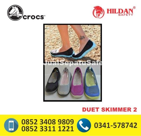 crocs duet skimmer 2