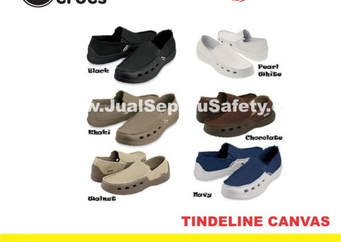 crocs tindeline canvas