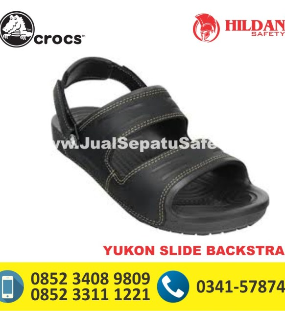 yukon slide backstrap black