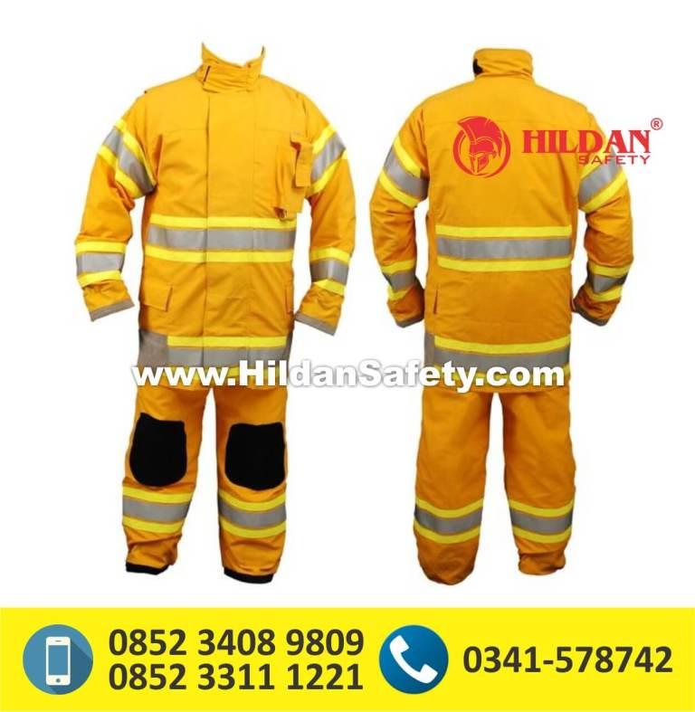 Distributor Firemansuit Pakaian Petugas Pemadam Kebakaran NOMEX IIIA