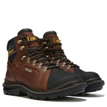 distributor-sepatu-caterpillar-manifold-steel-toe-original