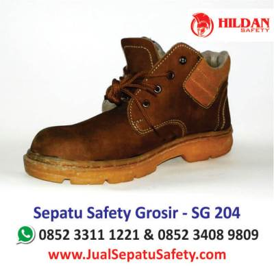 sepatu-safety-grosir-sg-204-harga-sepatu-safety-lokal-murah-di-malang