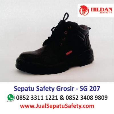 sepatu-safety-grosir-sg-207-harga-sepatu-safety-shoes-murah-di-semarang-solo-jogja