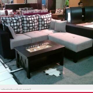 jual sofa bed murah di jakarta selatan large u shaped sectional canada bogor sofabed minimalis