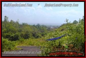 JUAL TANAH di JIMBARAN 225 m2  View laut dan bandara