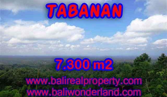 TANAH DI BALI, MURAH DI TABANAN DIJUAL TJTB123 - INVESTASI PROPERTY DI BALI