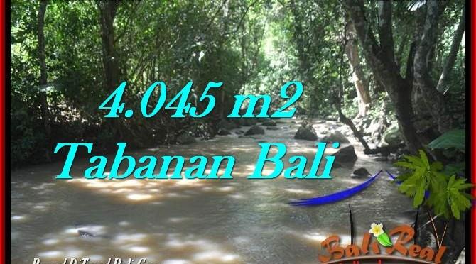 INVESTASI PROPERTY, JUAL TANAH MURAH di TABANAN BALI TJTB277