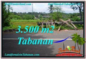 TANAH DIJUAL MURAH di TABANAN Untuk INVESTASI TJTB298