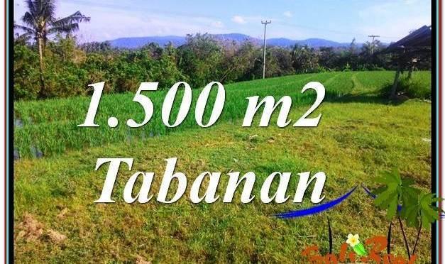 JUAL TANAH di TABANAN Untuk INVESTASI TJTB353