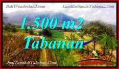 TANAH di TABANAN DIJUAL MURAH TJTB373