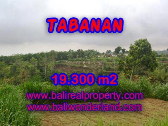 MURAH ! DIJUAL TANAH DI TABANAN BALI TJTB086
