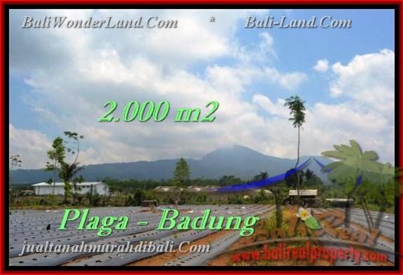 TJBD012 - JUAL TANAH MURAH DI BALI - LAND FOR SALE IN BALI 1