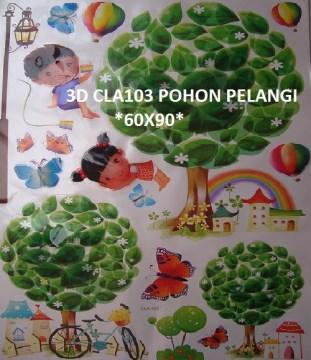 3d-cla103-pohon-pelangi-wallsticker-ecer-grosir-untuk-dekor-kamar-ruang-tamu-kamar-bayi-085776500991-bu-eva
