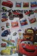 Stt 8042 3D 60x90 Wallsticker ecer, grosir untuk dekor kamar, ruang tamu, kamar bayi. 085776500991-bu Eva