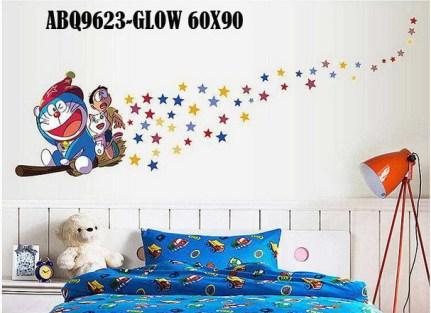 abq9623 Wallsticker kamar anak, grosir untuk dekor kamar, ruang tamu, kamar bayi. 085776500991-bu Eva