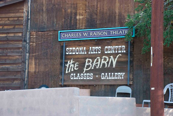 The Barn at Sedona Arts Center