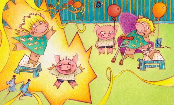 Piggies - Page 04-05